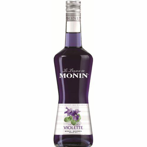 Monin Violette Liquer 16% 0