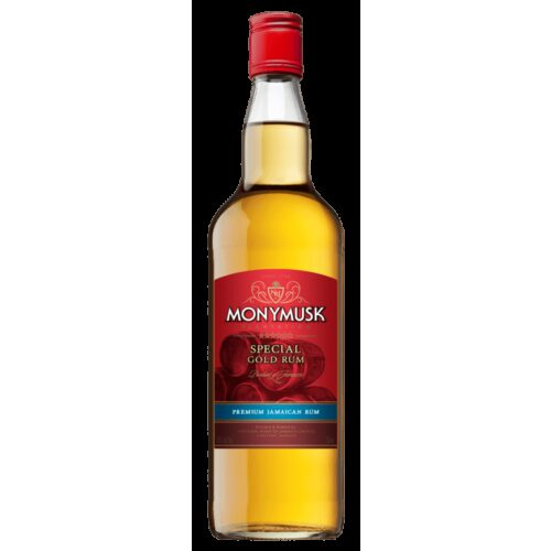 Monymusk Special Gold Rum 40% 0