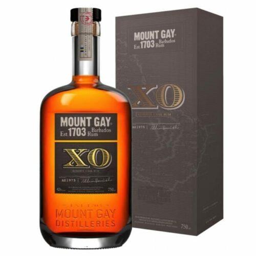 Mount Gay XO box 43% 0