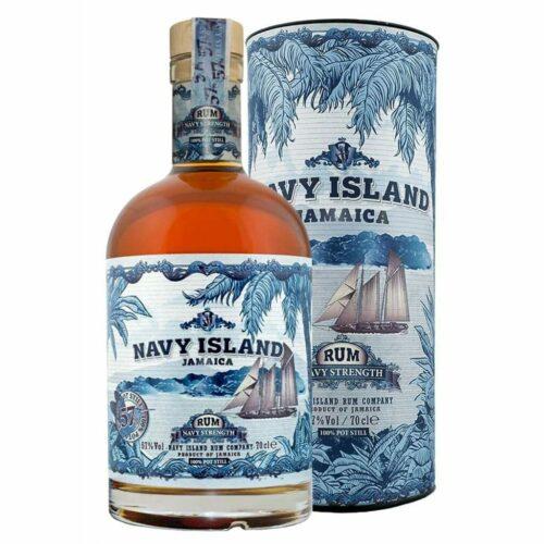 Navy Island Navy Strength 57% 0