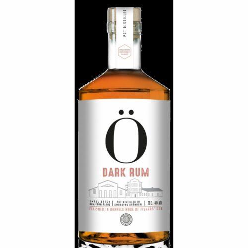 Ö Dark Rum 40% 0