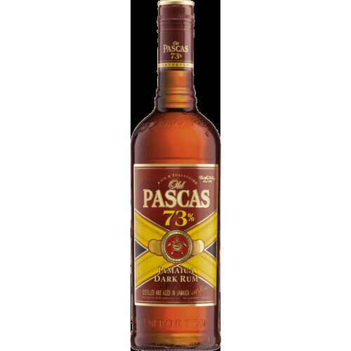 Old Pascas Jamaica Dark Rum 73% 0