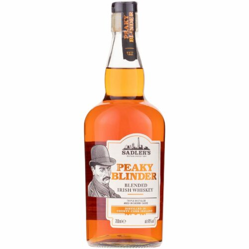 Peaky Blinder Irish Whiskey 40% 0
