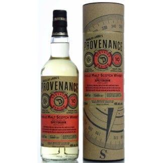 Provenance Speyburn 10yo 46% 0