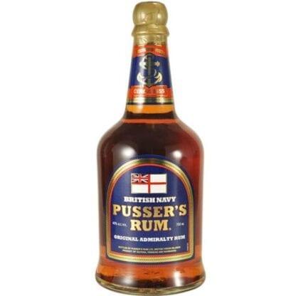 Pusser's Original Admiralty Blend 40% 0