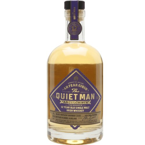 Quiet Man 12yo 46% 0