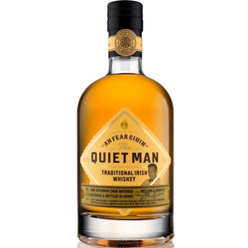 Quiet Man 40% 0
