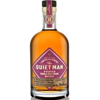 Quiet Man 8yo Sherry Finish 40% 0