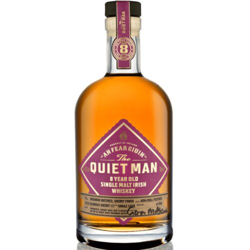 Quiet Man 8yo Sherry Finish 40% 0