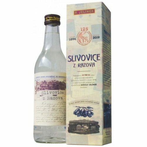 Razovská Slivovice 50% 0