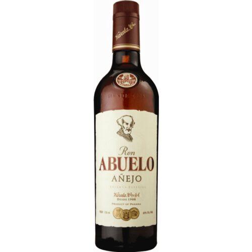 Ron Abuelo Anejo 40% 0