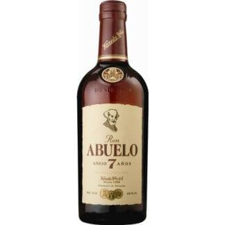 Ron Abuelo Anejo 7 Anos 40% 0