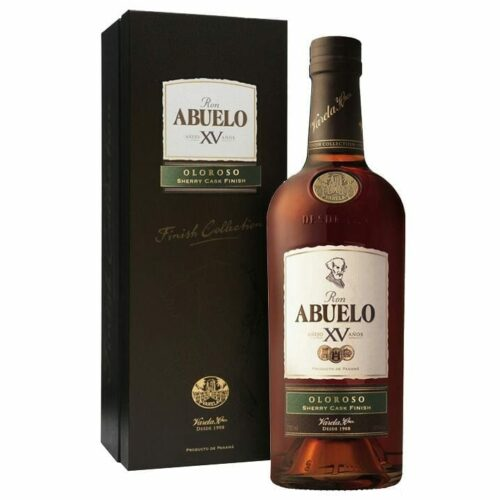 Ron Abuelo XV Oloroso Cask Finish 40% 0