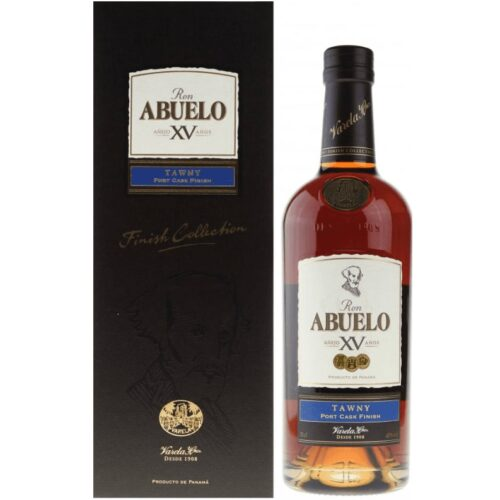 Ron Abuelo XV Tawny Cask Finish 40% 0