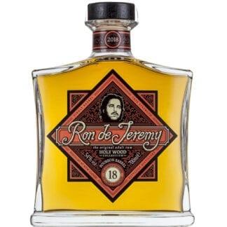 Ron de Jeremy Holy Wood 18yo Bourbon Barrel 54% 0
