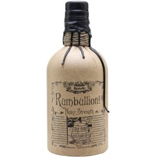 Rumbullion Navy Strenght 57% 0