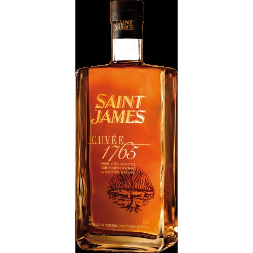 Saint James Cuvee 1765 42% 0