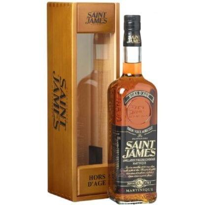 Saint James Horse D´age 43% 0