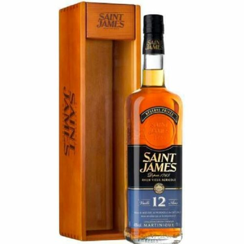Saint James Vieux 12yo 43% 0
