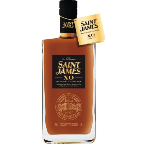 Saint James XO 43% 0