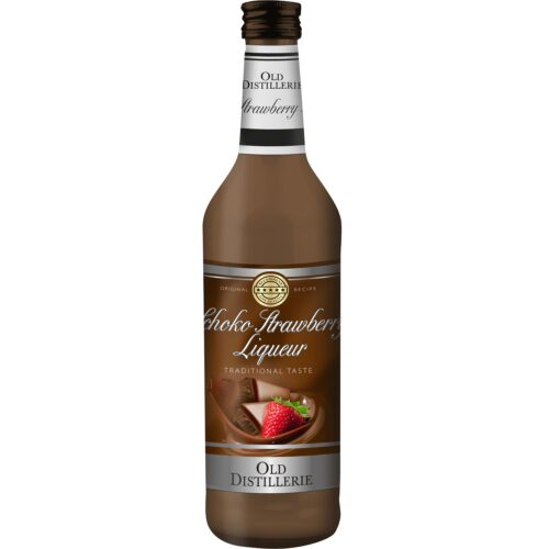 Schoko Strawberry Liqueur 14% 0