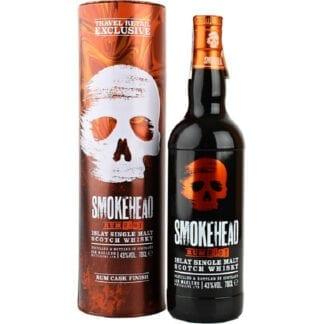 Smokehead Rum Riot 43% 0