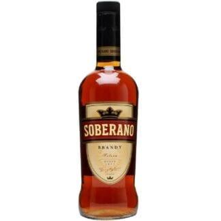 Soberano Solera Brandy 36% 0