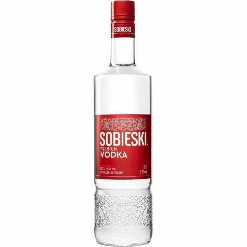 Sobieski Premium Vodka 40% 0
