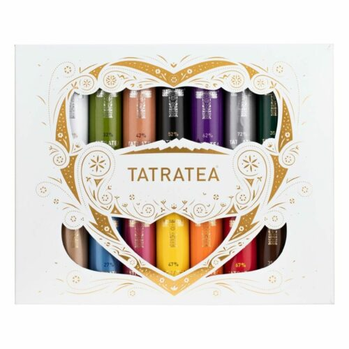 Tatratea mini set mix IV. 14 x 0