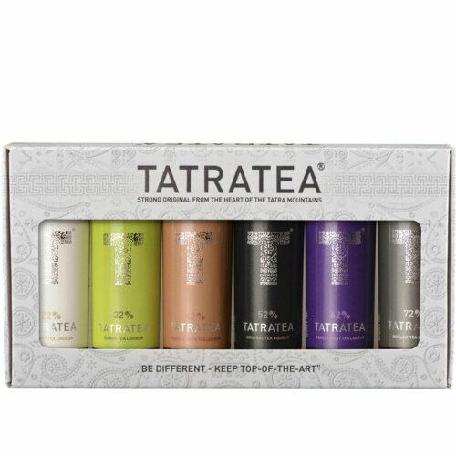 Tatratea Mix I. série 6x0