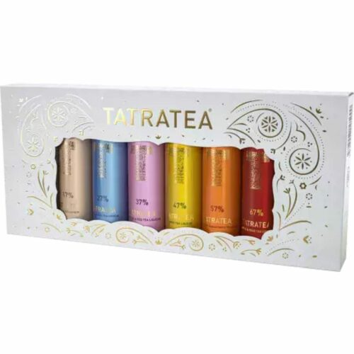 Tatratea Mix II. série 6x0