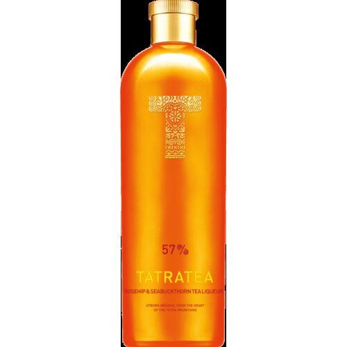 Tatratea Rosehip & Sea Buckthorn Tea Liqueur 57% 0