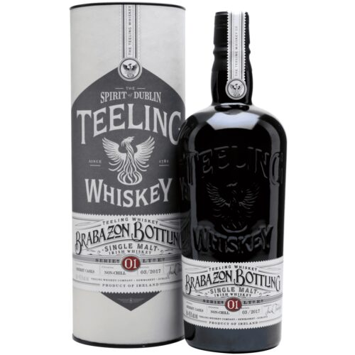 Teeling Brabazon Bottling No.1 49