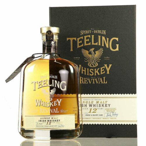 Teeling Revival Vol. V. 12yo 46% 0