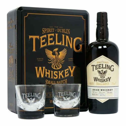 Teeling Small Batch + 2 skla 46% 0