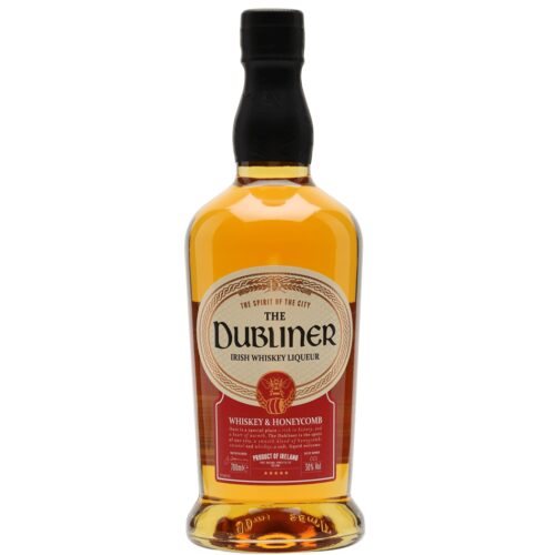 The Dubliner Whisky Liqueur 30% 0