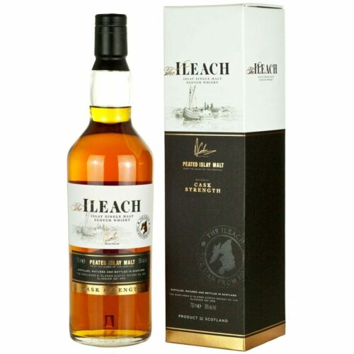 The Ileach Peated Islay Malt Cask Strenght 58% 0
