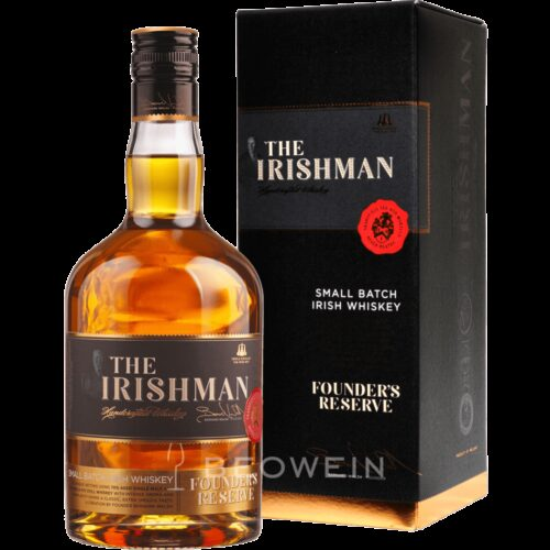 The Irishman Founders Reserve 40% 0