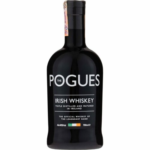 The Pogues Triple Distilled Irish Whiskey 40% 0