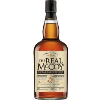 The Real McCoy 5yo 40% 0