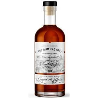 The Rum Factory 10yo 41% 0