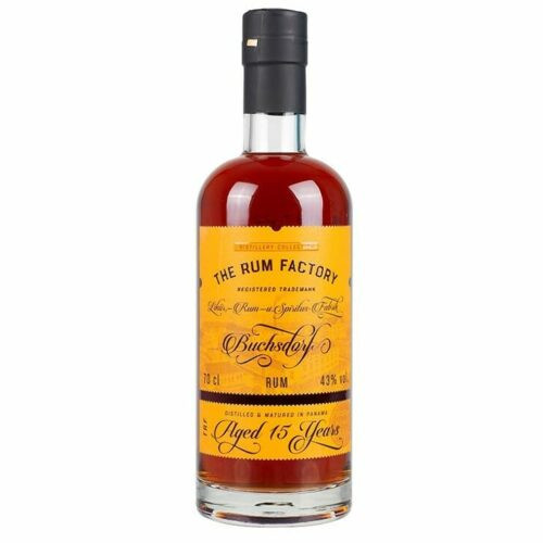 The Rum Factory 15yo 43% 0