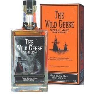 The Wild Geese Single Malt 43% 0