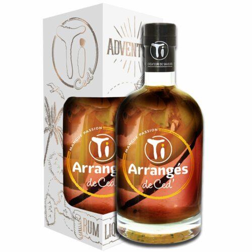 Ti Rhum Arrangés Mango Passion 32% 0