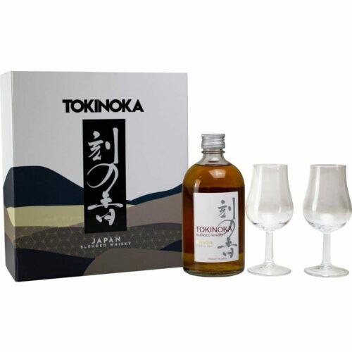 Tokinoka White + 2 skla 40% 0