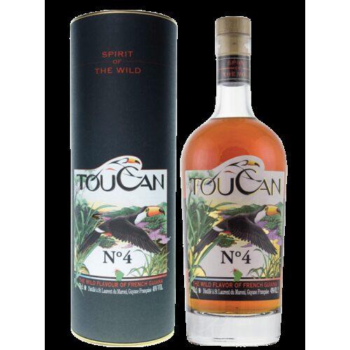 Toucan N°4 40% 0