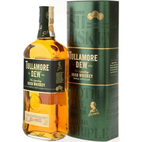 Tullamore D.E.W. plechová dóza 40% 0