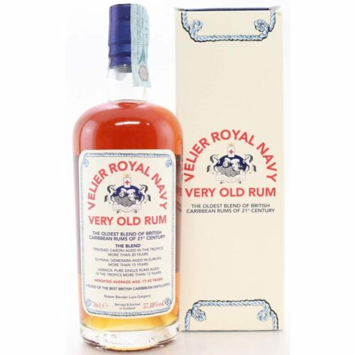 Velier Royal Navy Very Old Rum 57