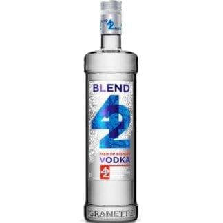 Vodka 42 42% 1l