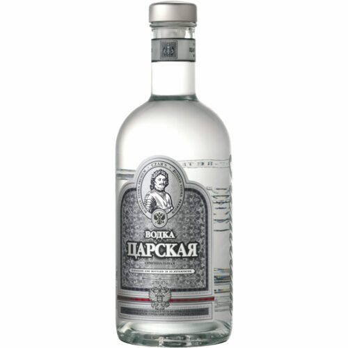 Vodka Carskaja Original 40% 1l